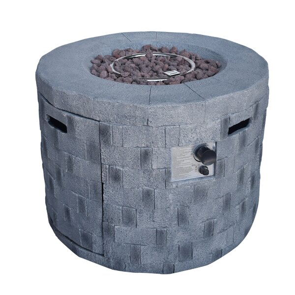 Jean Concrete Fire Pit by Home Loft Concepts