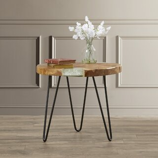 Aramingo End Table by Mercury Row SKU:BE352885 Details