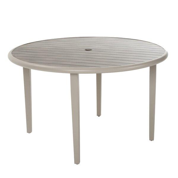 Santa Fe Metal Dining Table by Novogratz