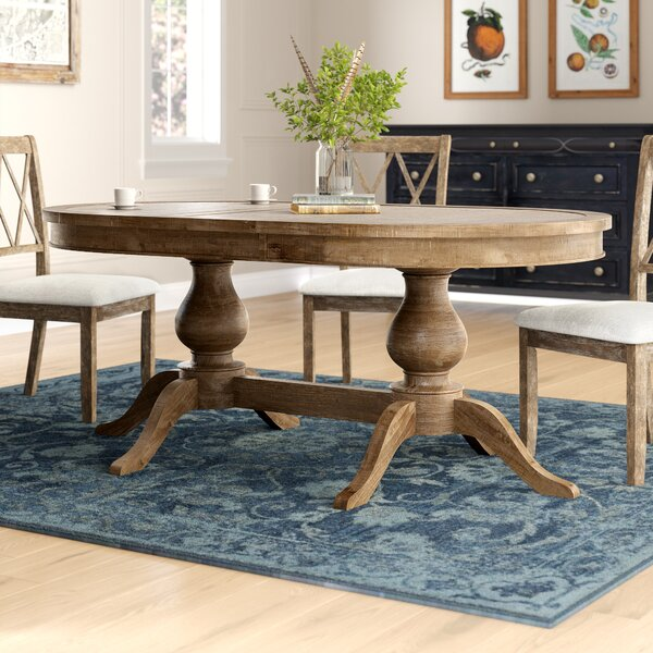 Seneca Extendable Dining Table by Birch Lane™