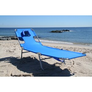 Gifford Folding Chaise Lounge