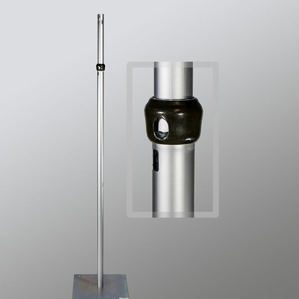 Telescopic Upright with Slip Lock by Draper