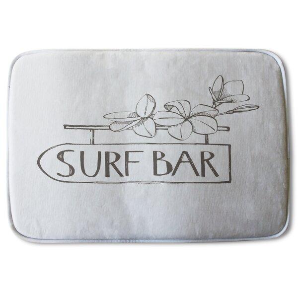 Willse Surf Bar Designer Bath Rug