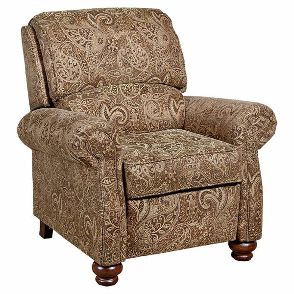 Serta Pinederosa Manual Recliner by Three Posts