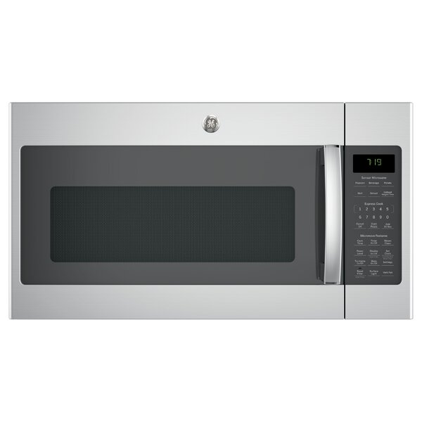 30 1.9 cu. ft. Over-the-Range Microwave by GE Appliances30 1.9 cu. ft. Over-the-Range Microwave by GE Appliances