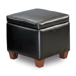 Troyer Storage Ottoman by Union Rustic