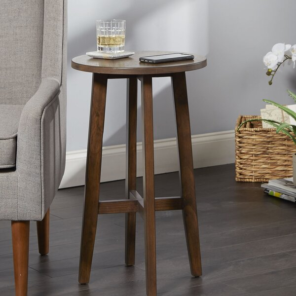 Dunham End Table by Breakwater Bay