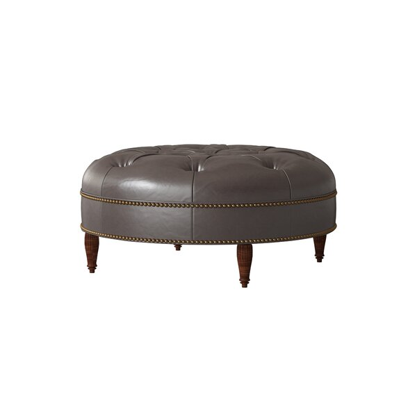 Kearney Tufted Cocktail Ottoman by Bradington-Young