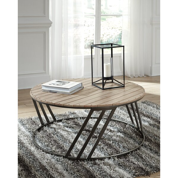 Barnes Coffee Table by Williston Forge