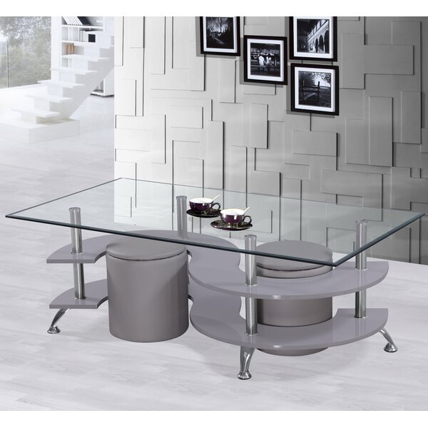 Coffee Table Set by Best Quality Furniture