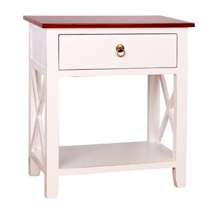 Landau 1 Drawer Nightstand