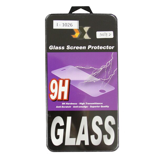 Note 2 Glass Screen Protector by ORE Furniture