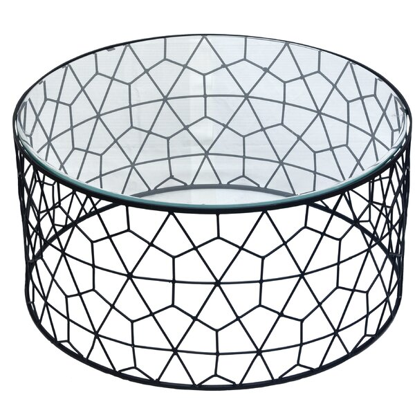 Mallus Frame Coffee Table By Wrought Studio
