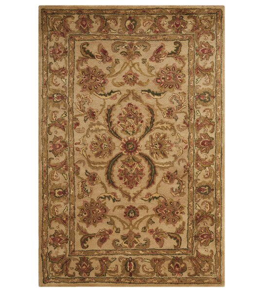 Fullmer Ivory Area Rug by Darby Home Co