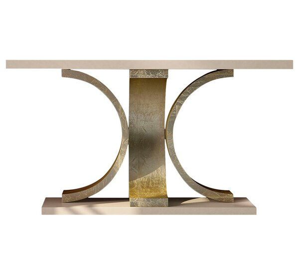 Laivai Console Table By Everly Quinn