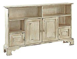 Narrow Standard Bookcase by Furniture Classics