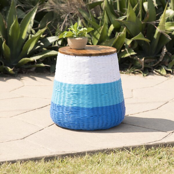 Rhianne Garden Stool by Highland Dunes