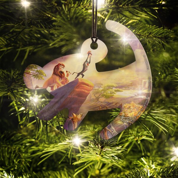 Disney The Lion King Simba Hanging Ornament by Trend Setters