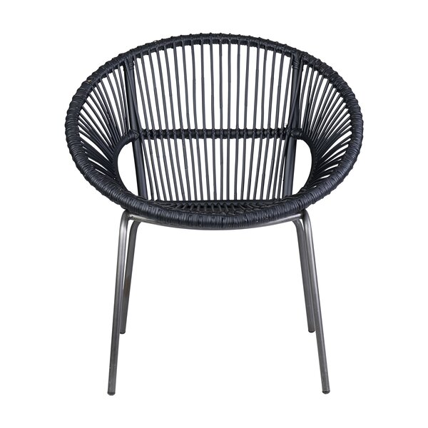 Valerian Papasan Chair by Bungalow Rose