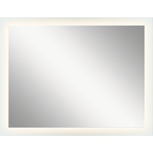 Orren Ellis Ritzman Modern LED Backlit Accent Mirror