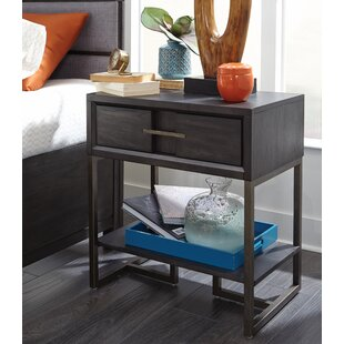 Affordable Diehl 1 Drawer Nightstand By 17 Stories
