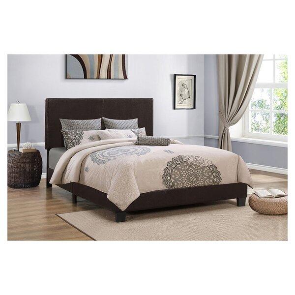 Cypert Upholstered Standard Bed by Ebern Designs