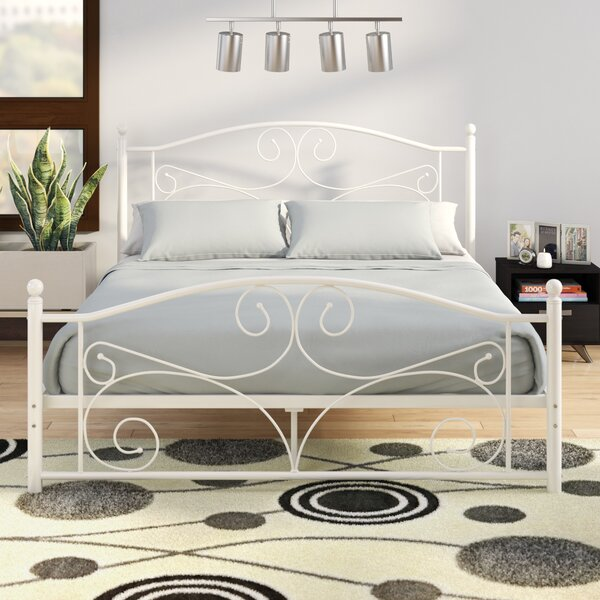 Clive Platform Bed by Andover Mills