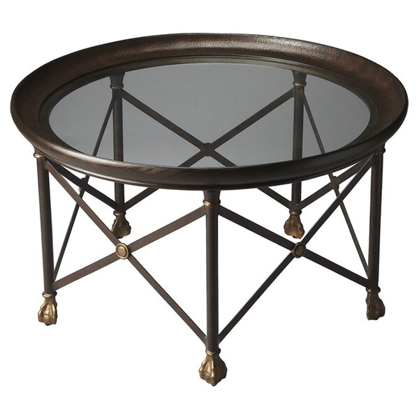 Josupeit Coffee Table by Red Barrel Studio