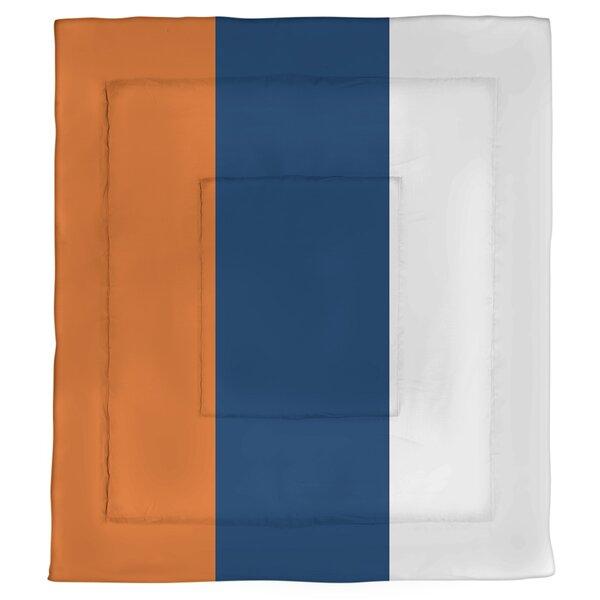 Houston Baseball Single Reversible Comforter