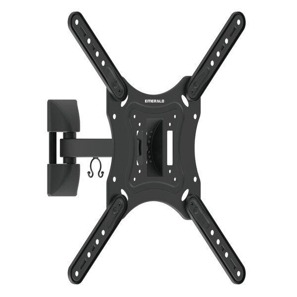 Full Motion Wall Mount for 23-55 TV Screen by Emerald