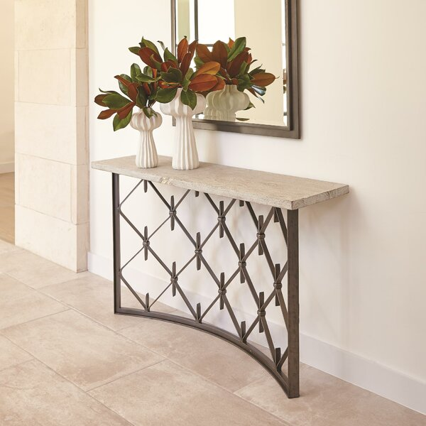 Global Views Brown Console Tables