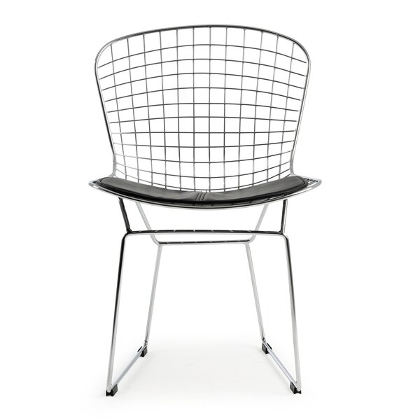 Makris Upholstered Dining Chair by Ivy Bronx