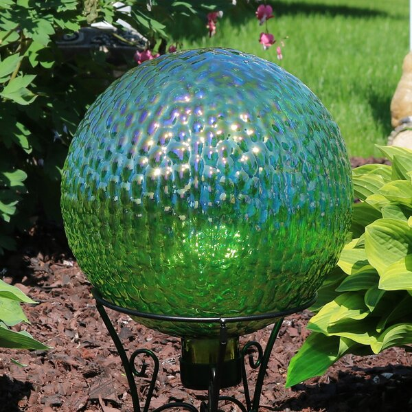 Nugent Textured Surface Gazing Globe by World Menagerie