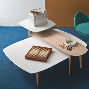 Match Coffee Table with Double Top Calligaris