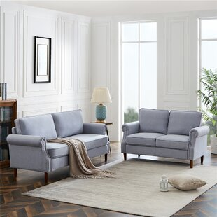 Elanie 2 Piece Living Room Set by Red Barrel Studio®