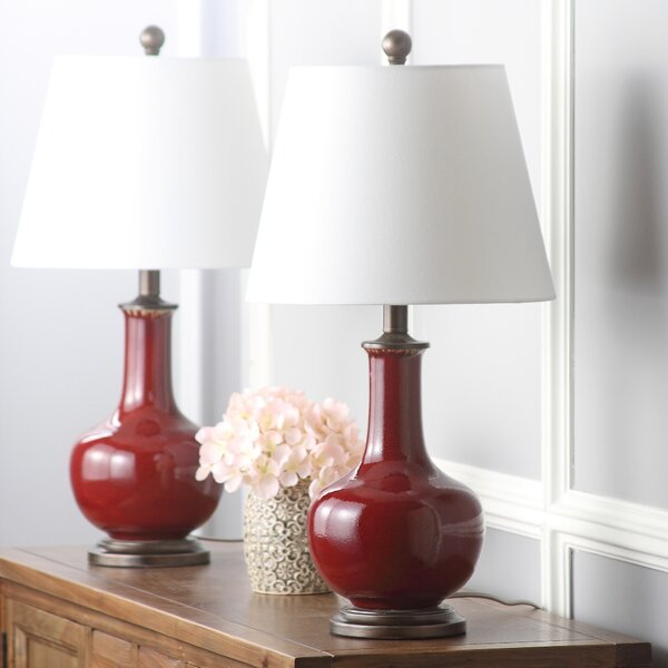 22 Table Lamp (Set of 2) by Safavieh