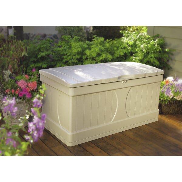 99 Gallon Resin Deck Box by Suncast Suncast