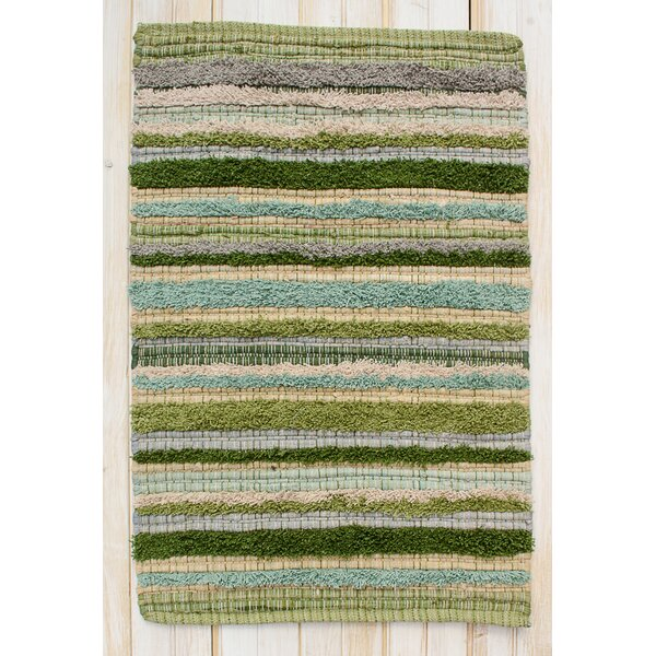 Bossa Nova Blue/Green Area Rug by CLM