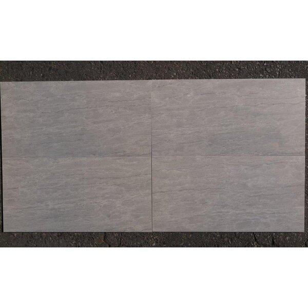 Saint Clair Brushed 12x24 Limestone Field Tile