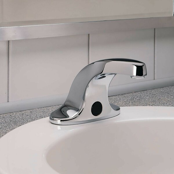 Innsbrook Selectronic ICU Deck-Mount Single Hole Bathroom Faucet Less Handle by American Standard