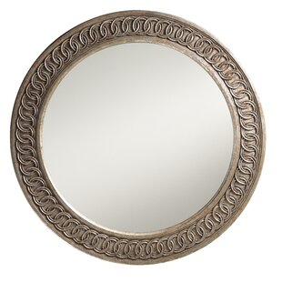 Chaffins Accent Mirror by Rosecliff Heights
