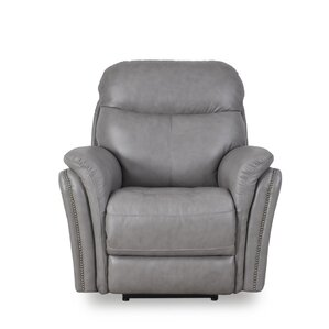 Chisman Push Button Recliner by Darby Home Co