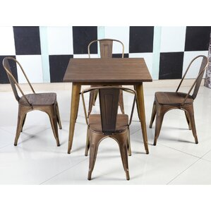 Copper Kitchen & Dining Tables You\'ll Love | Wayfair