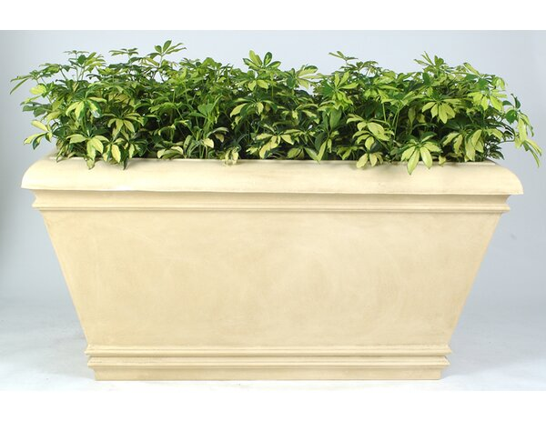 Cezar Composite Planter Box by Allied Molded Products