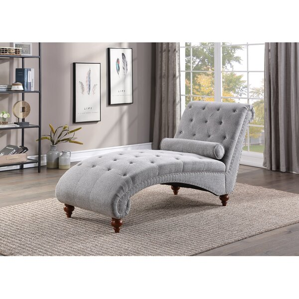 Toey Chaise Lounge By Charlton Home