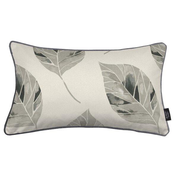 Outdoor Rectangular Cotton Pillow Cover & Insert