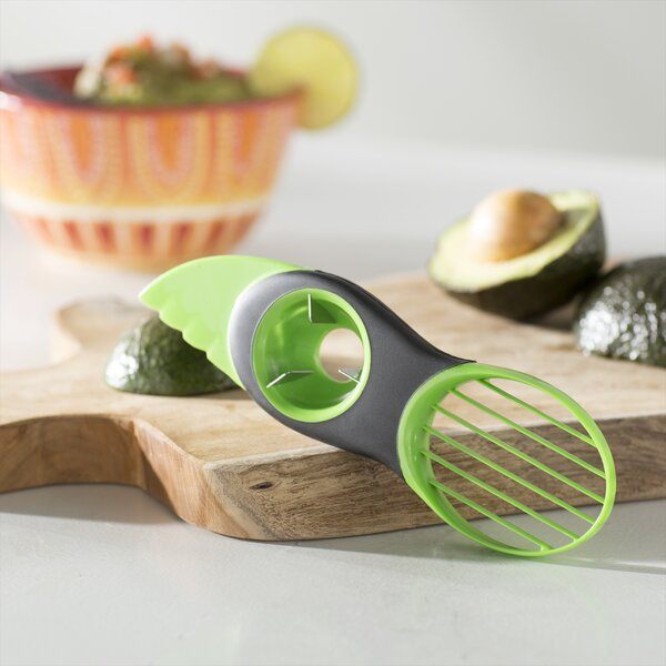 Good Grips Green 3-In-1 Avocado Slicer by OXO
