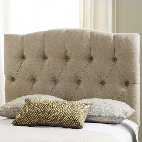 Ellecourt Upholstered Panel Headboard by Lark Mano