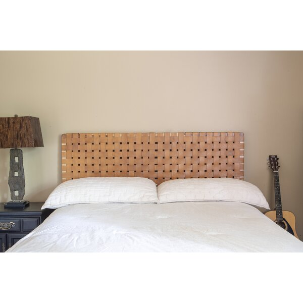Sealrock Queen Upholstered Panel Headboard By Union Rustic by Union Rustic New Design