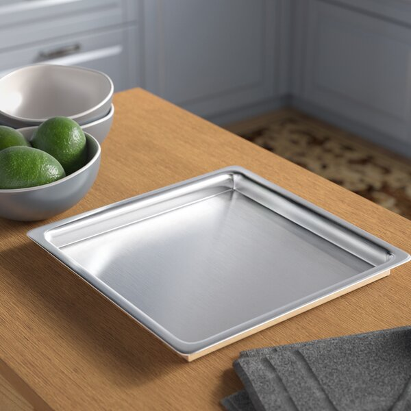 Keeton Square Serving Tray by Charlton Home